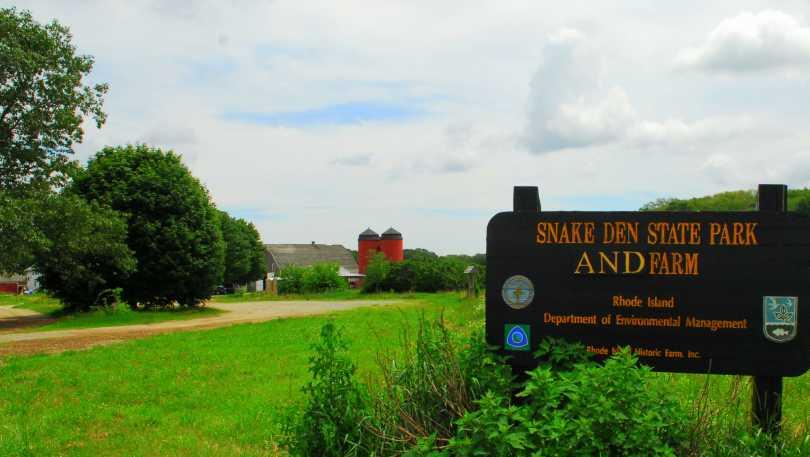 Snake Den State Park
