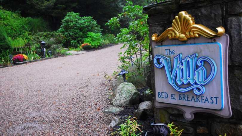 The Villa B&B