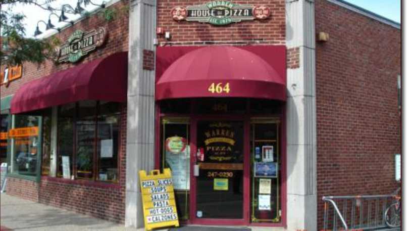 warren house of pizza