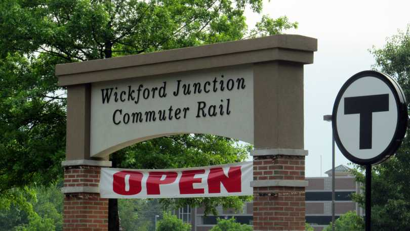 Wickford Junction