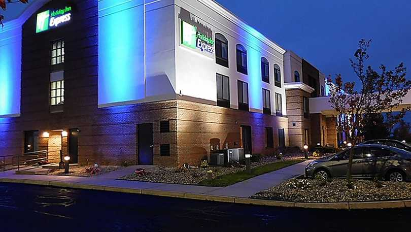 holiday inn express coventry