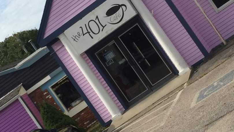 401 cafe