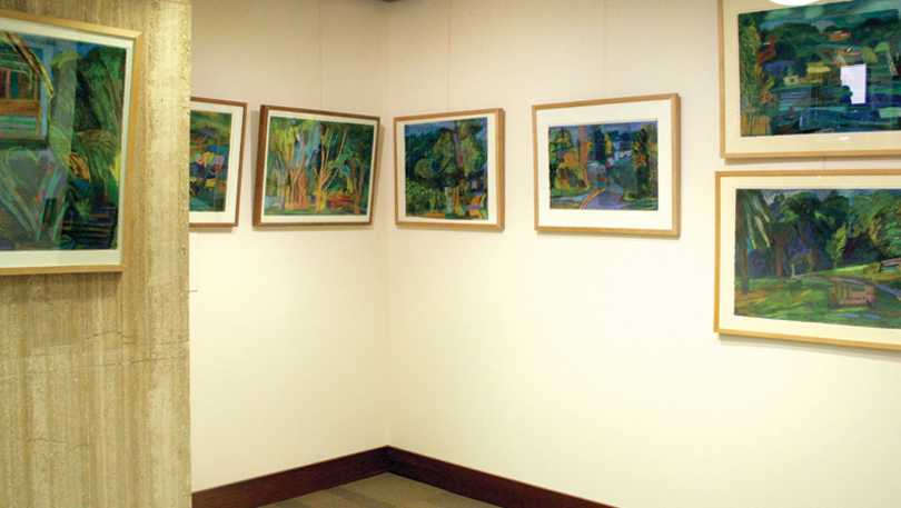 Bannister Gallery at RIC