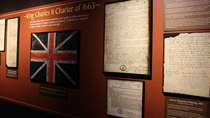 RI Colonial Charter Museum