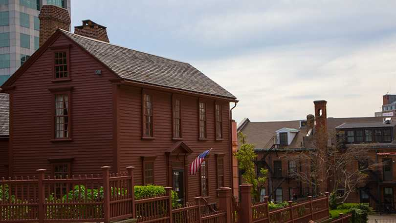 Stephen Hopkins House