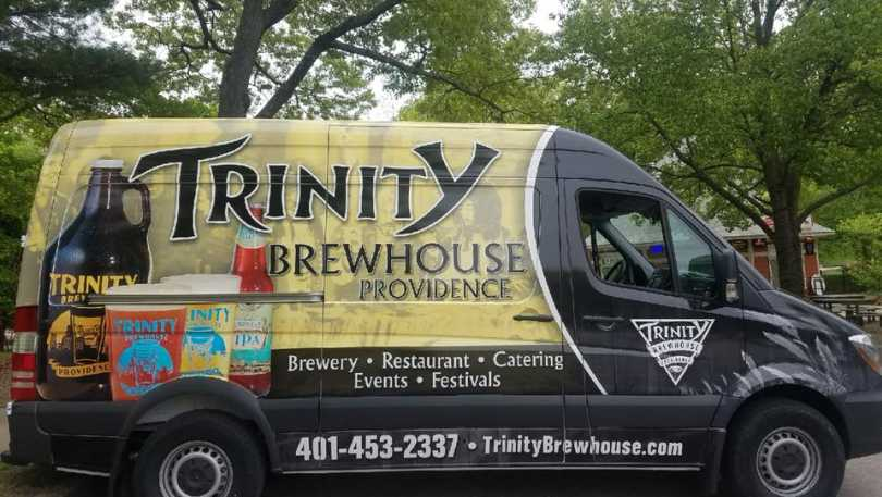 Trinity Catering Van