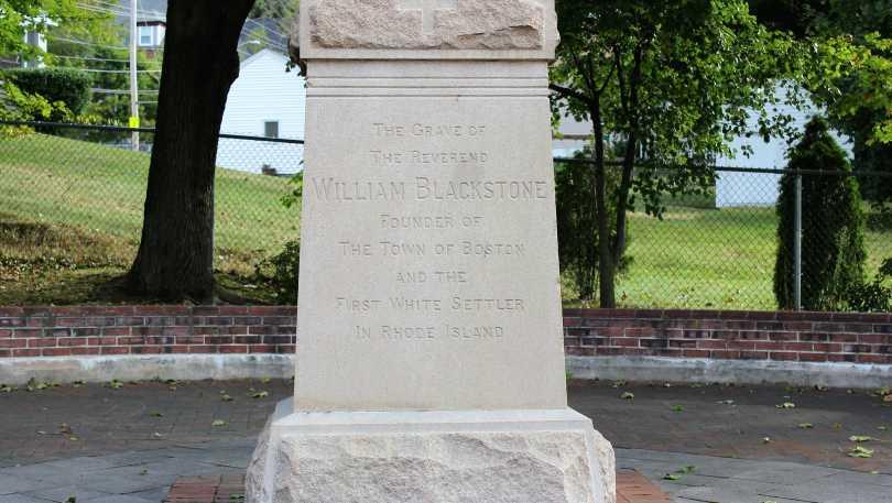 William Blackstone Monument