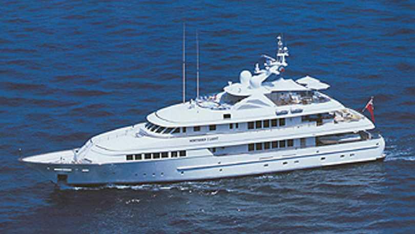Jody Lexow Yacht