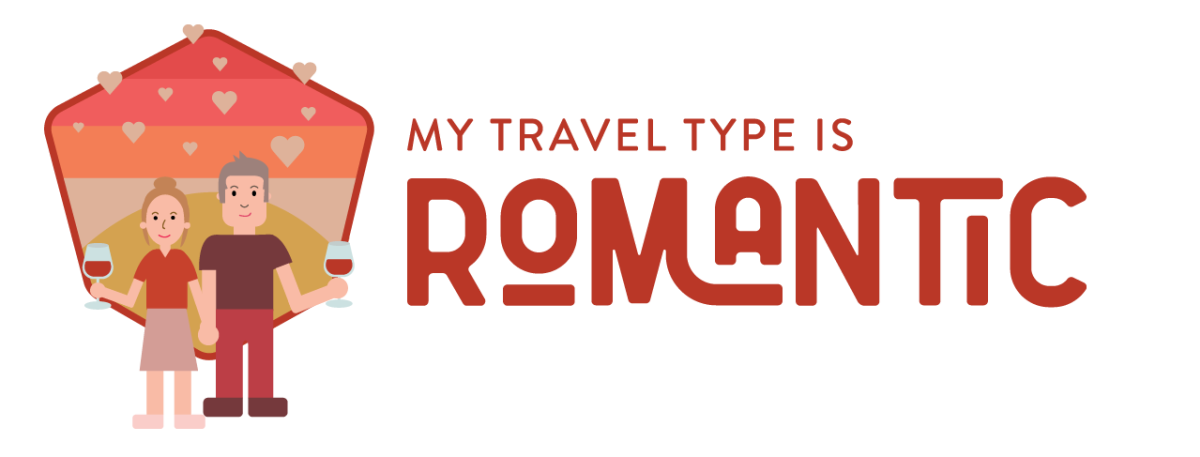 My travel type is romantic