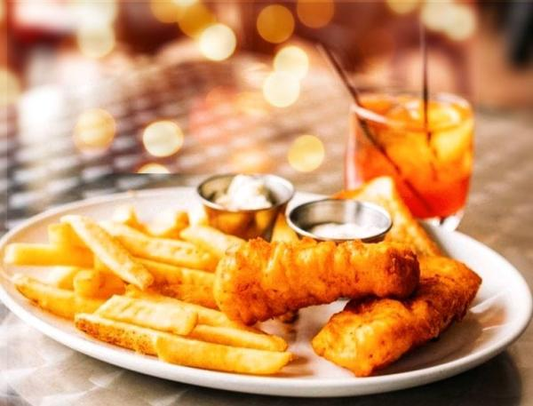 Fish Fry at The District Pub & Grill Downtown Eau Claire