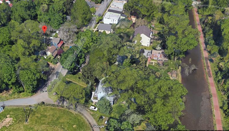 Google Maps: Yardley