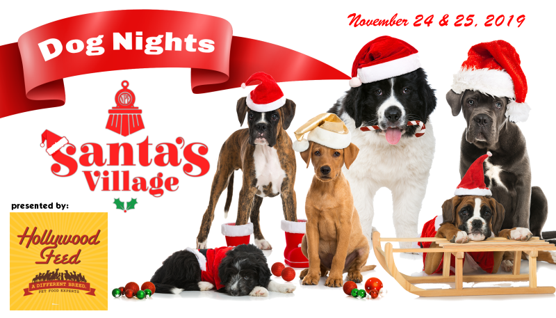 Rebecca Christmas Dogs Earlyworks
