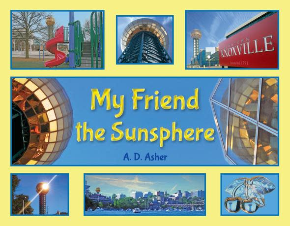 My Friend the Sunsphere book