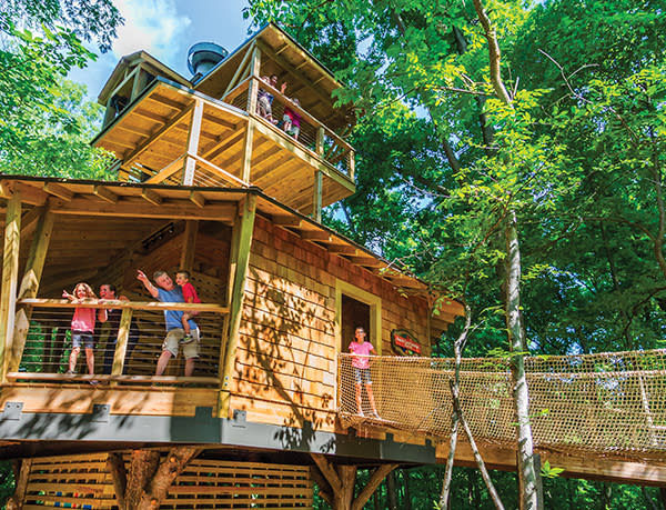 Treetop Outpost