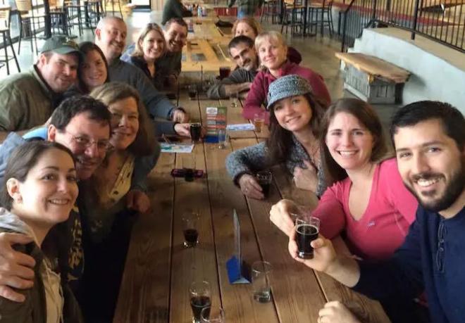 Roanoke Beer Tour