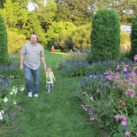 Eastman Gardens, Rochester, NY