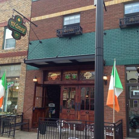 McColley's Pub in Rochester, NY