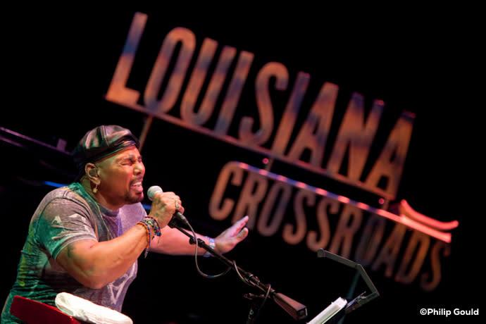 Louisiana Crossroads - Aaron Neville