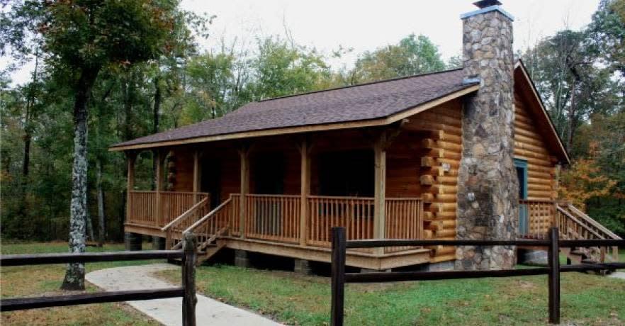 Desoto Cabin