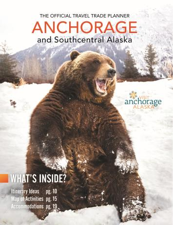 Visit Anchorage Travel Trade Planner