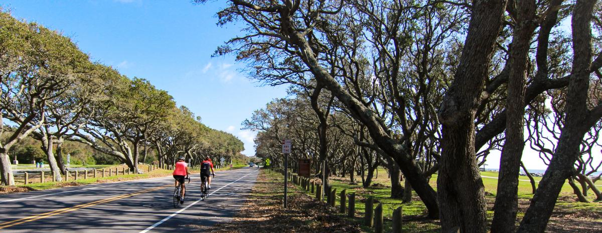 Fort Fisher Cyclist blog