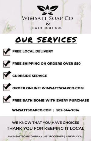Wimsatt Soap Online Instructions