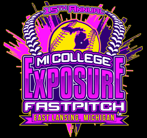 MI College Exposure Softball LOGO