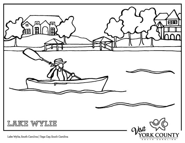 - Color York County With These Free Printable Coloring Sheets