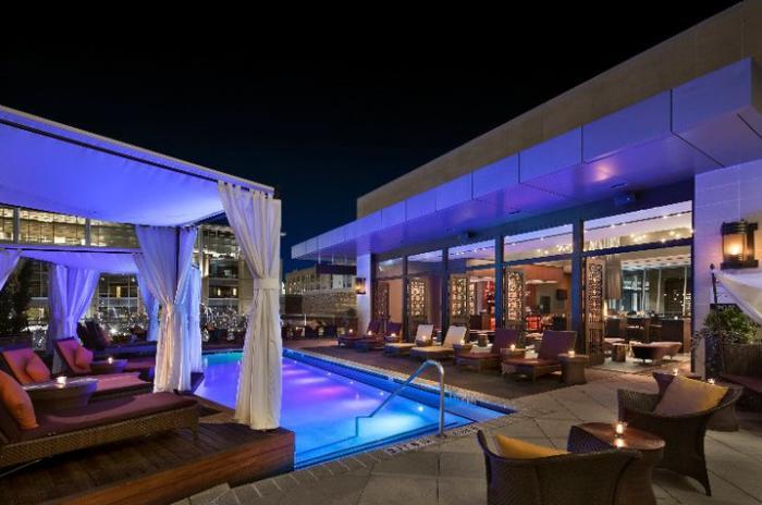 Hotel Sorella Rooftop Pool