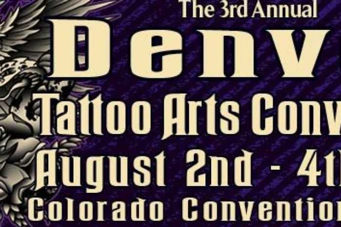 Denver Tattoo Arts Convention