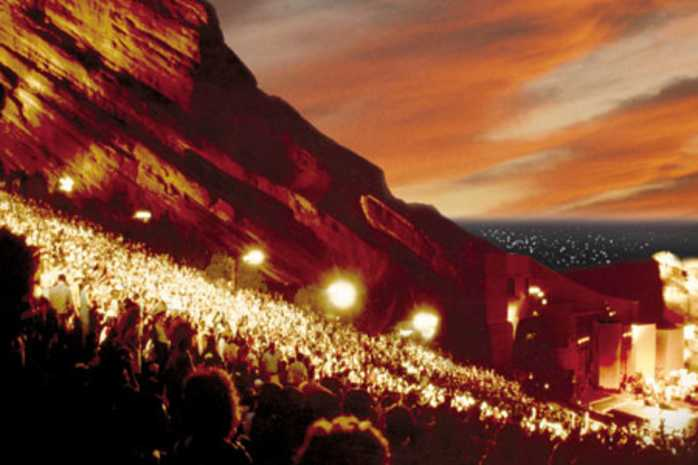 Red Rocks Park & Amphitheatre | Morrison, CO 80465
