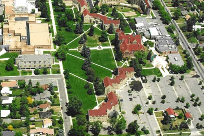 johnson and wales denver campus map Johnson Wales University johnson and wales denver campus map