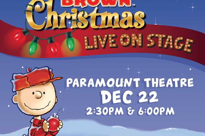 Charlie Brown Christmas Air Date 2019.A Charlie Brown Christmas Live On Stage