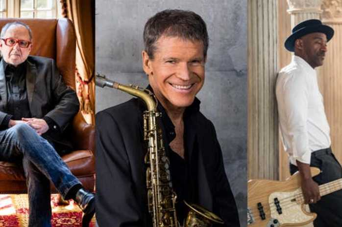 Double Vision Revisited featuring Bob James, David Sanborn & Marcus