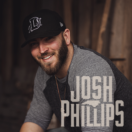 Hurricane Benefit Concert - Josh Phillips