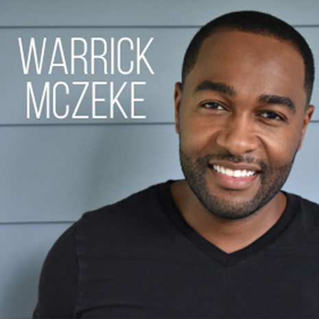 Hurricane Benefit Concert - Warrick McZeke