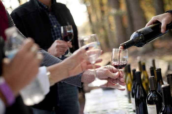 Wine Festivals in the Pocono Mountains