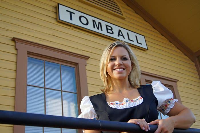 Tomball Train Depot
