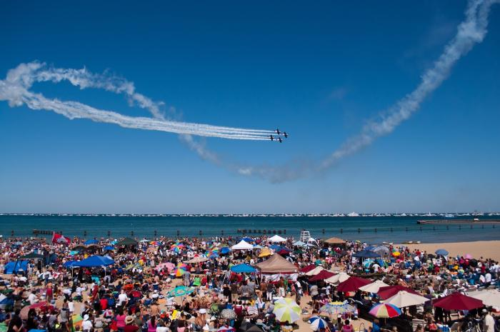 Castaways Air & Water Show