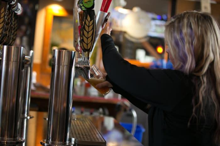 Hand-Crafted Beers at Barley Creek