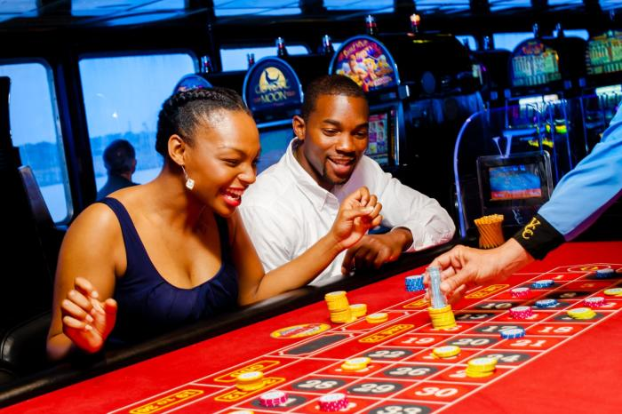 Victory Casino Cruises in Port Canaveral
