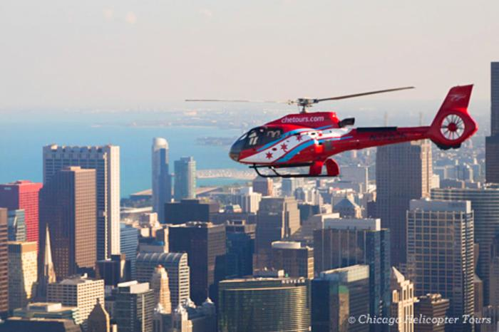 Chicago Helicopter Tours