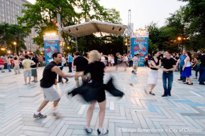 Chicago Summerdance: June 24-September 11