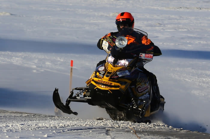 Iron Dog Race Alaska - Fairbanks, Alaska