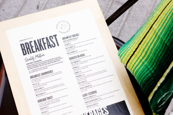 sessions irvine bfast menu