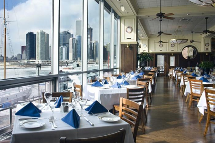 Riva Restaurant Chicago