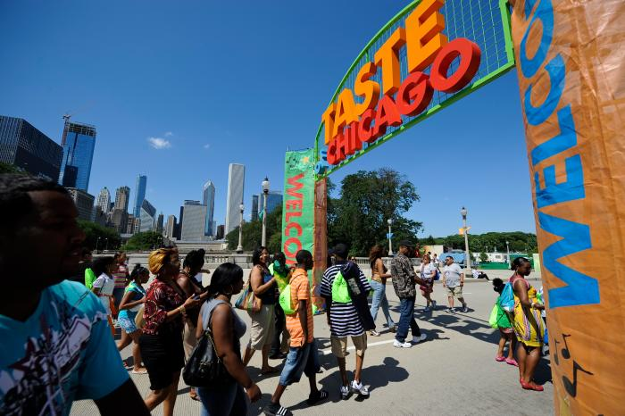 Taste of Chicago | Chicago's Largest Outdoor Food Festival