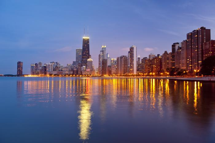 Chicago Skyline ©City of Chicago