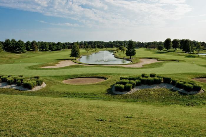 Covered Bridge Golf Course