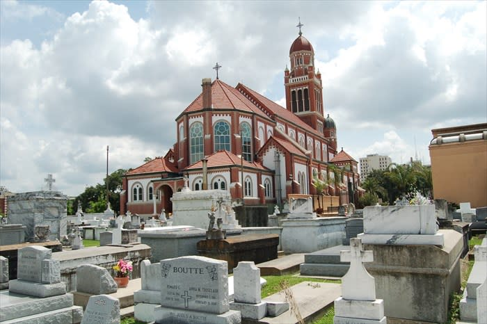 Cathedral of St. John Cemetary